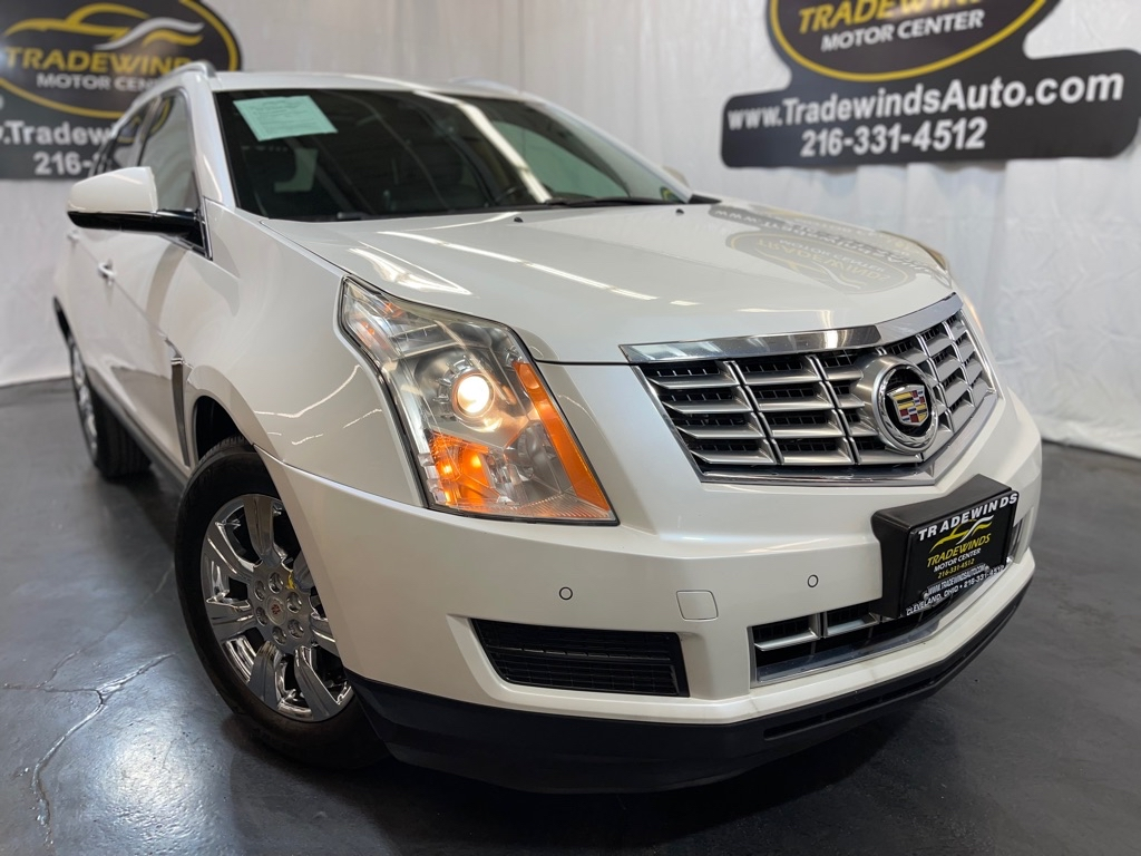 2016 CADILLAC SRX LUXURY COLLECTION for sale at Tradewinds Motor Center