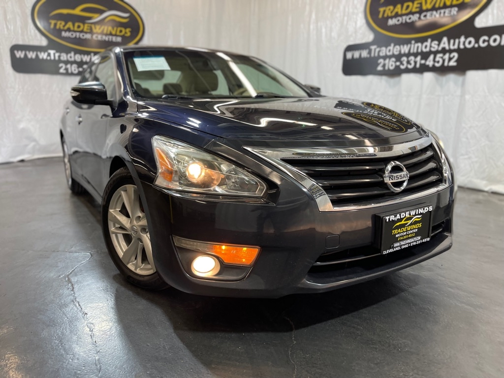 2014 NISSAN ALTIMA SL for sale at Tradewinds Motor Center