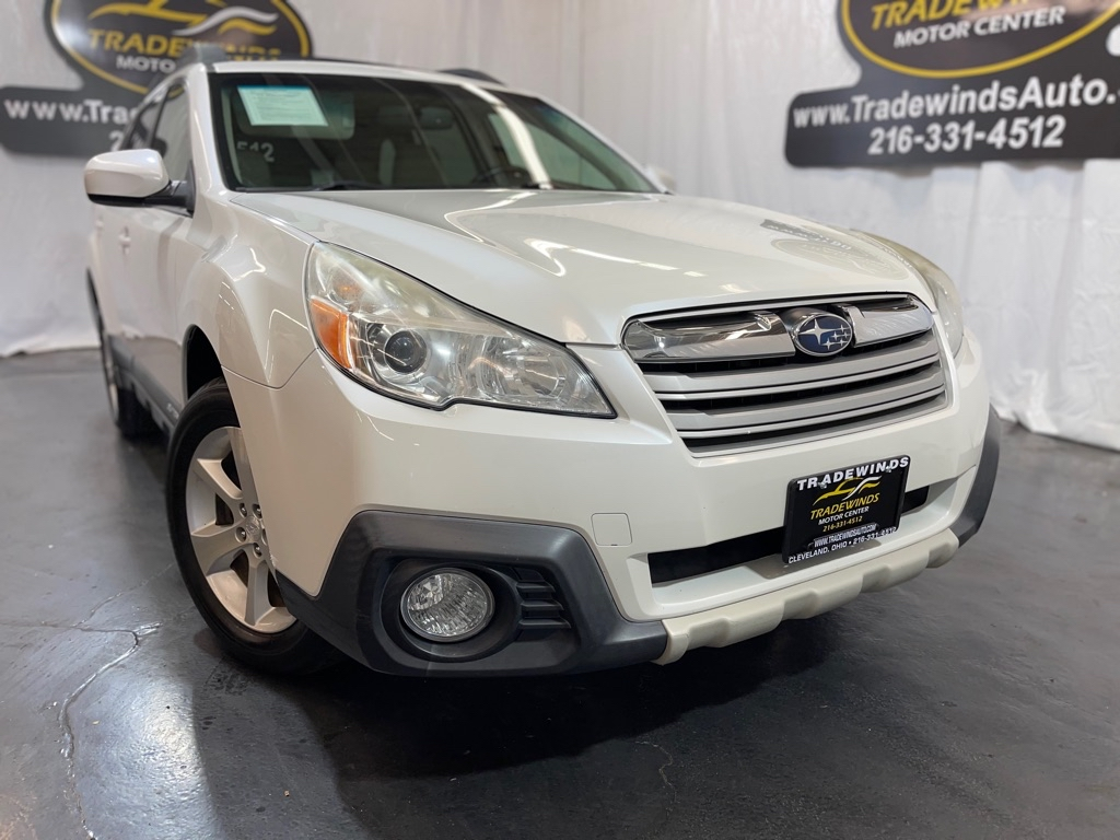 2014 SUBARU OUTBACK 2.5I LIMITED for sale at Tradewinds Motor Center
