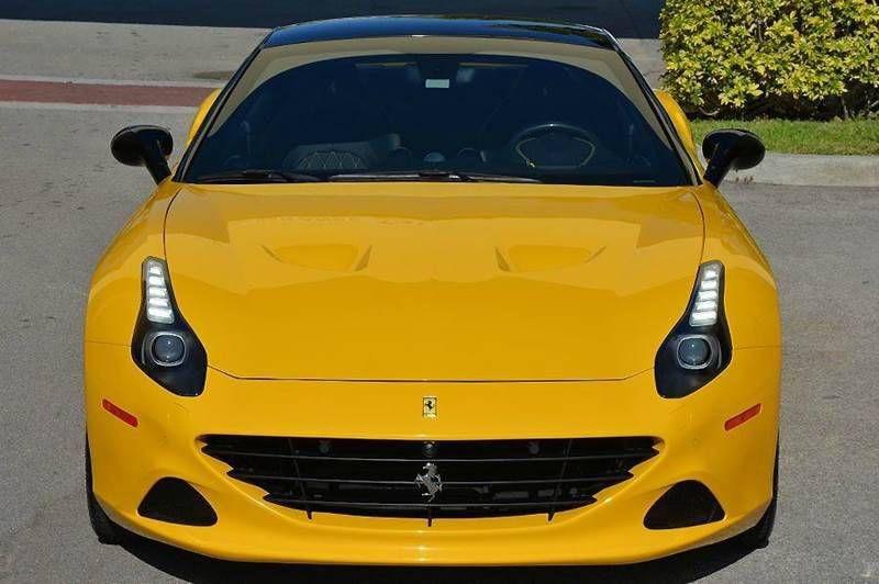 2015 FERRARI CALIFORNIA T  for sale at Tradewinds Motor Center