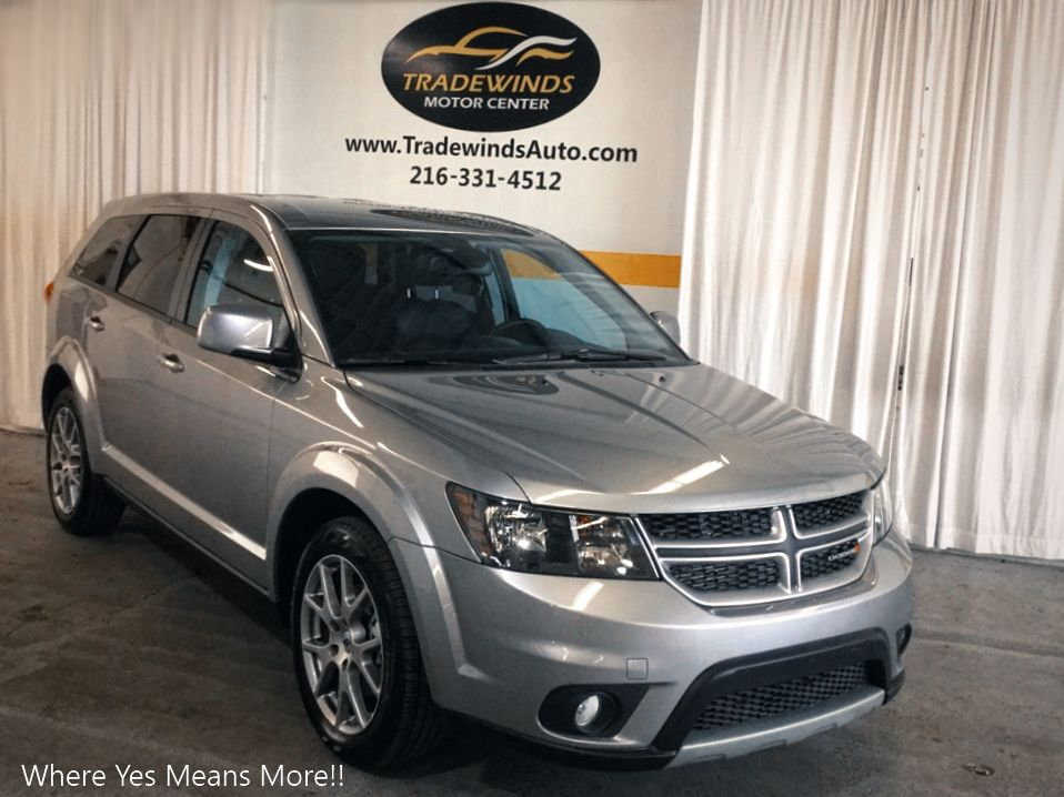 2019 DODGE JOURNEY GT for sale at Tradewinds Motor Center