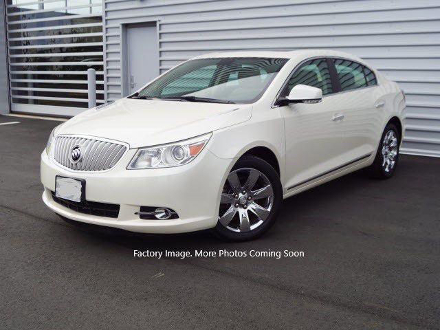 2012 BUICK LACROSSE PREMIUM for sale at Tradewinds Motor Center
