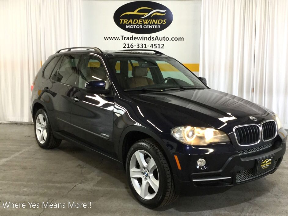 2009 BMW X5 XDRIVE30I for sale at Tradewinds Motor Center
