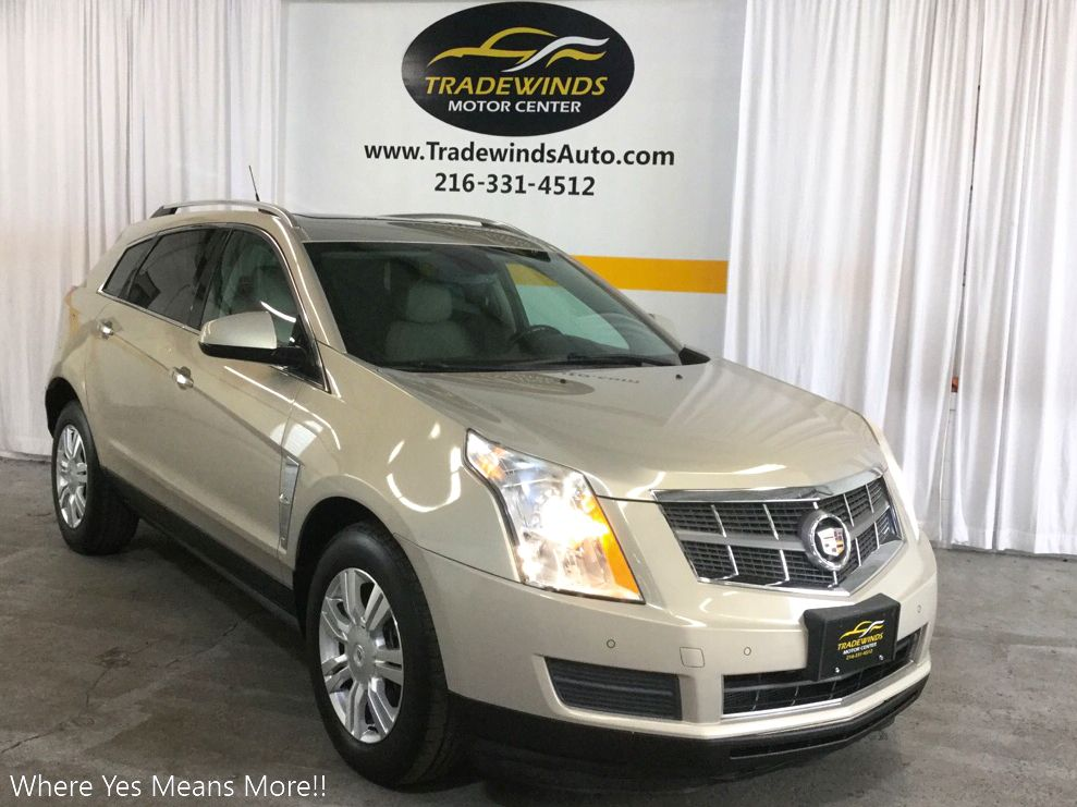 2012 CADILLAC SRX LUXURY COLLECTION for sale at Tradewinds Motor Center