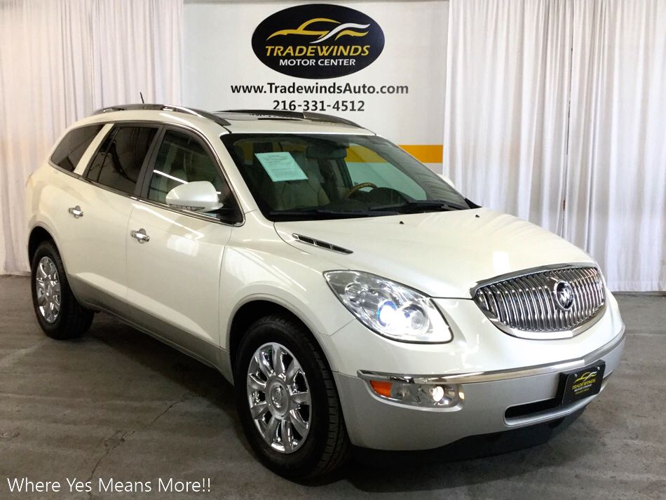 2011 BUICK ENCLAVE CXL for sale at Tradewinds Motor Center