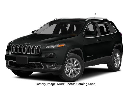 2014 JEEP CHEROKEE LIMITED for sale at Tradewinds Motor Center