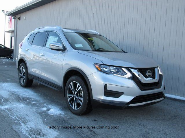 2019 NISSAN ROGUE SV for sale at Tradewinds Motor Center