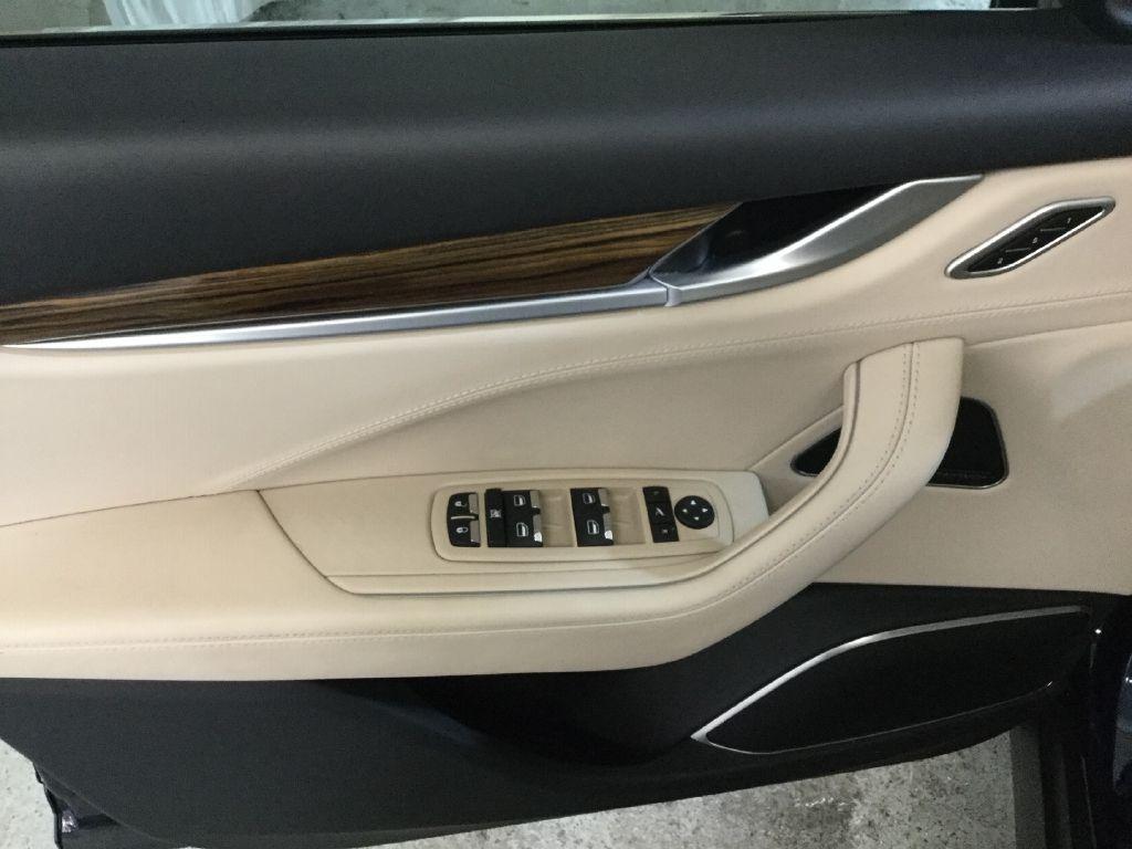2017 MASERATI LEVANTE LUXURY for sale at Tradewinds Motor Center