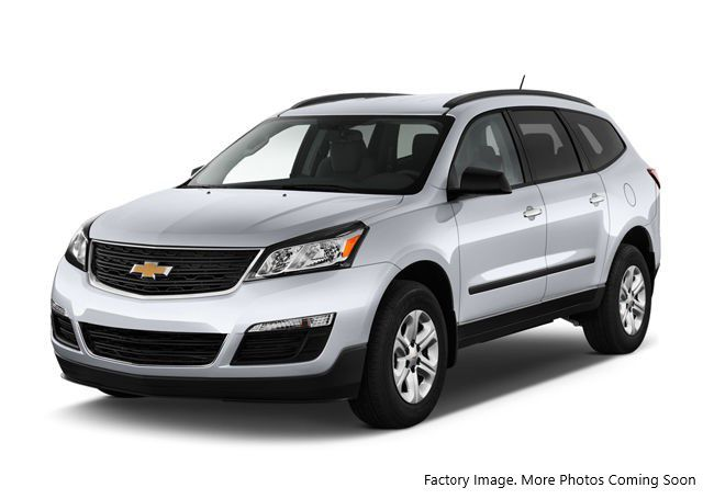2016 CHEVROLET TRAVERSE LT for sale at Tradewinds Motor Center