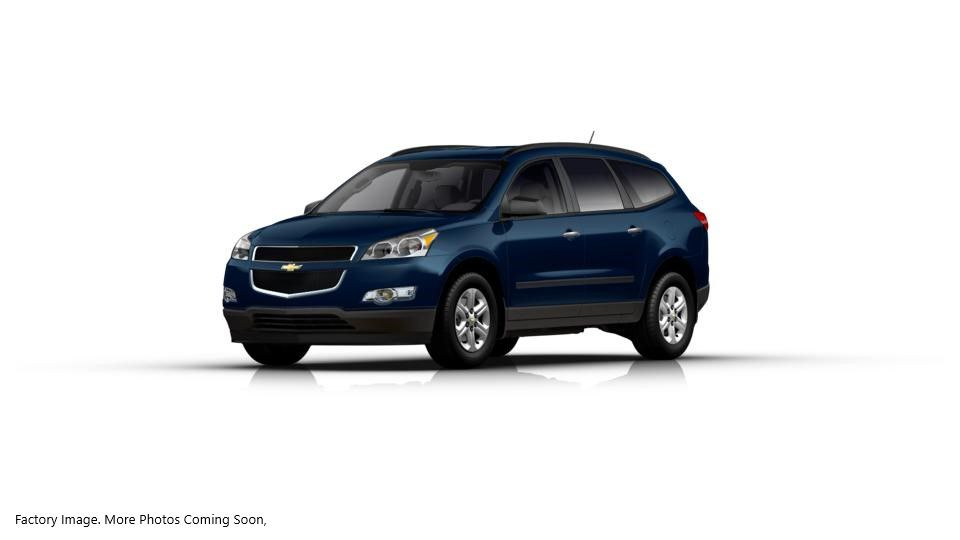 2012 CHEVROLET TRAVERSE LT for sale at Tradewinds Motor Center
