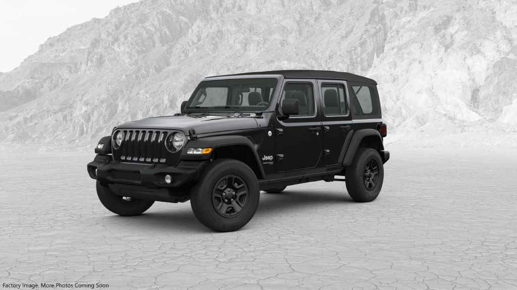 2019 JEEP WRANGLER UNLIMI SPORT for sale at Tradewinds Motor Center