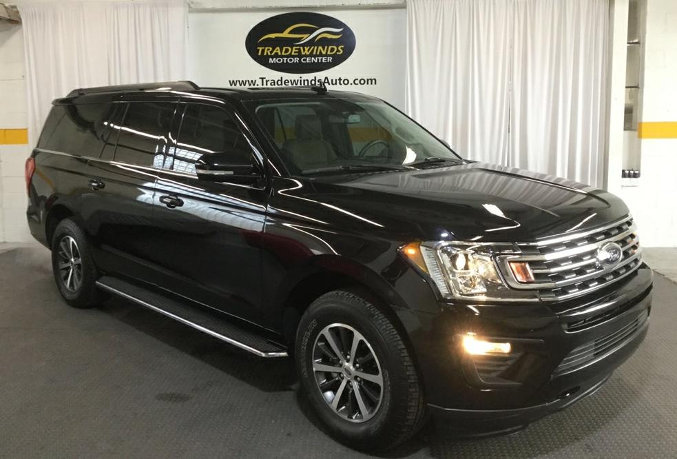 2019 FORD EXPEDITION MAX XLT for sale at Tradewinds Motor Center