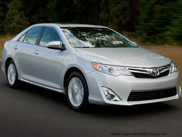 2014 TOYOTA CAMRY SE for sale at Tradewinds Motor Center