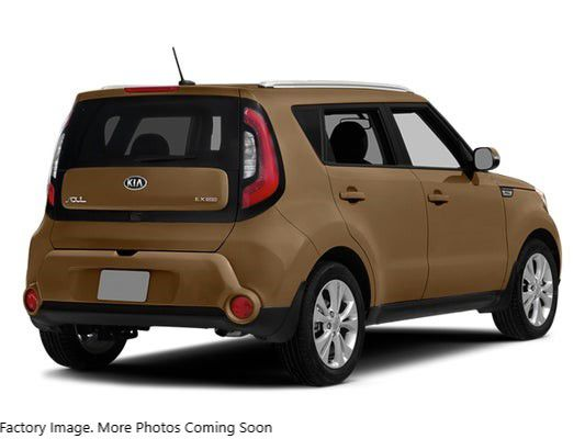2014 KIA SOUL  for sale at Tradewinds Motor Center