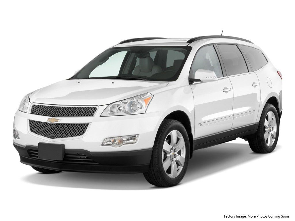 2010 CHEVROLET TRAVERSE LTZ for sale at Tradewinds Motor Center