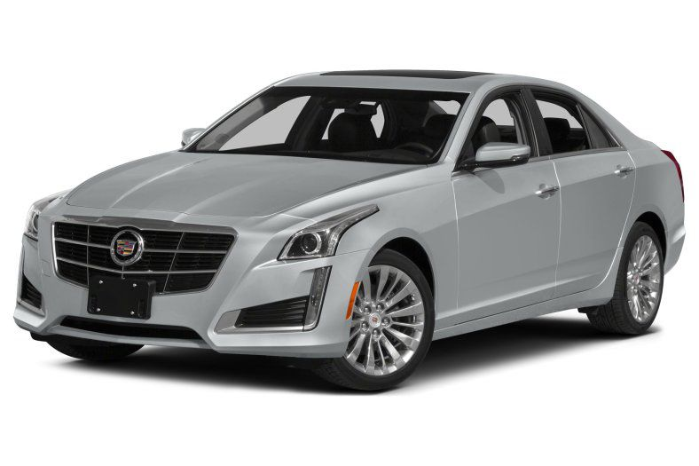 2014 CADILLAC CTS PERFORMANCE COLLECTION for sale at Tradewinds Motor Center