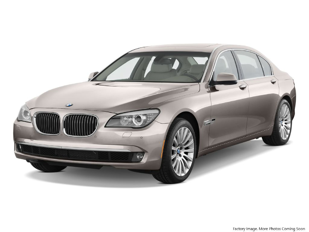 2011 BMW 750LXI  for sale at Tradewinds Motor Center