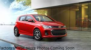 2017 CHEVROLET SONIC LT for sale at Tradewinds Motor Center