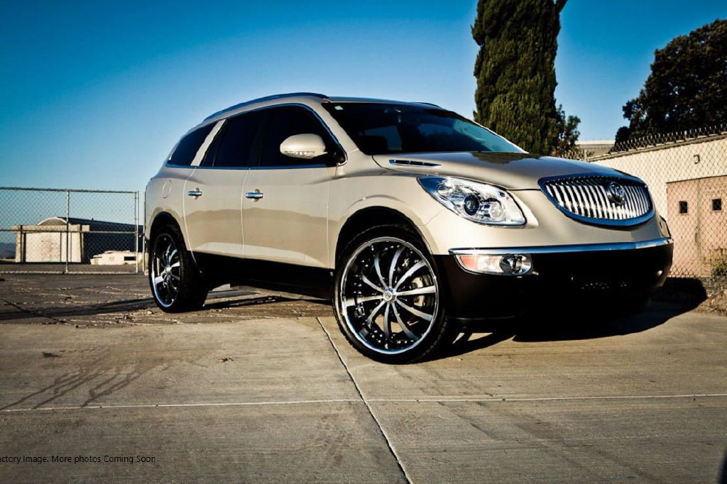 2010 BUICK ENCLAVE CXL for sale at Tradewinds Motor Center