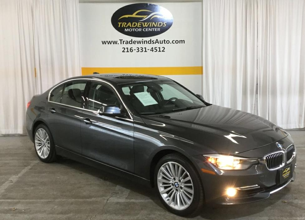 2013 BMW 328 XI for sale at Tradewinds Motor Center