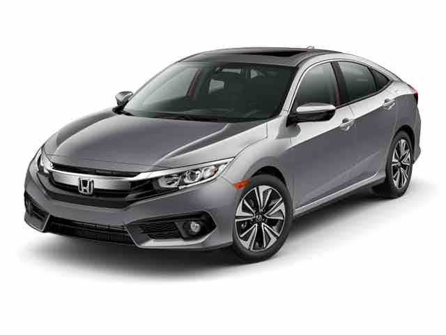 2016 HONDA CIVIC LX for sale at Tradewinds Motor Center