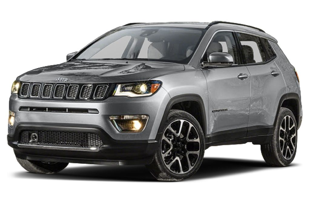 2017 JEEP COMPASS HIGH LATITUDE for sale at Tradewinds Motor Center