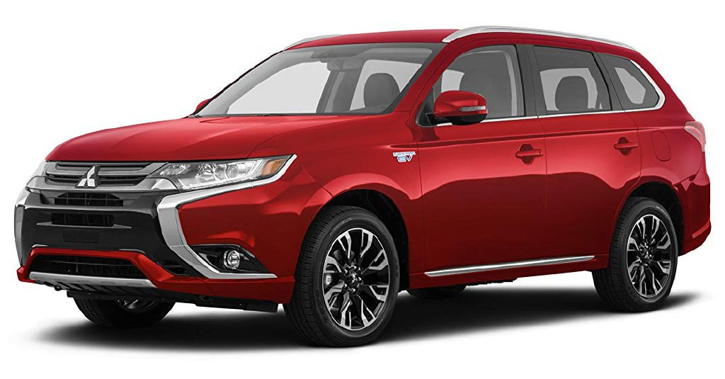 2018 MITSUBISHI OUTLANDER ES for sale at Tradewinds Motor Center