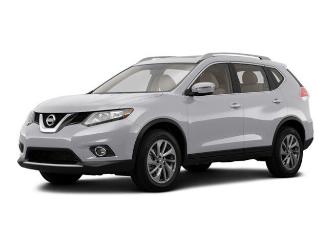 2016 NISSAN ROGUE S for sale at Tradewinds Motor Center