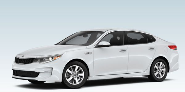 2016 KIA OPTIMA LX for sale at Tradewinds Motor Center