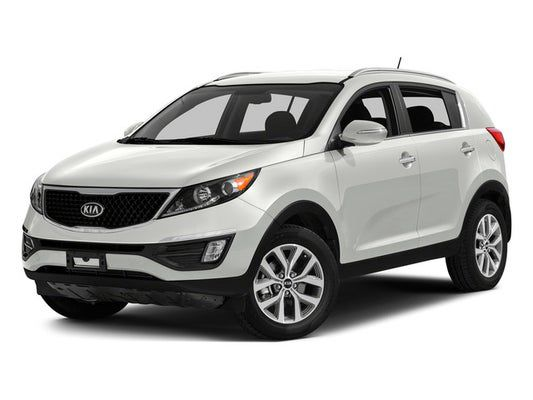 2015 KIA SPORTAGE LX for sale at Tradewinds Motor Center