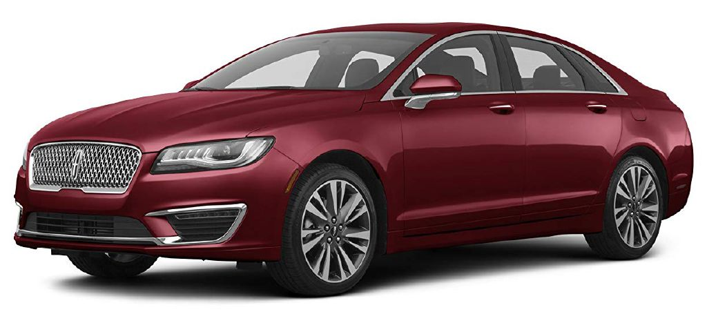 2017 LINCOLN MKZ RESERVE for sale at Tradewinds Motor Center