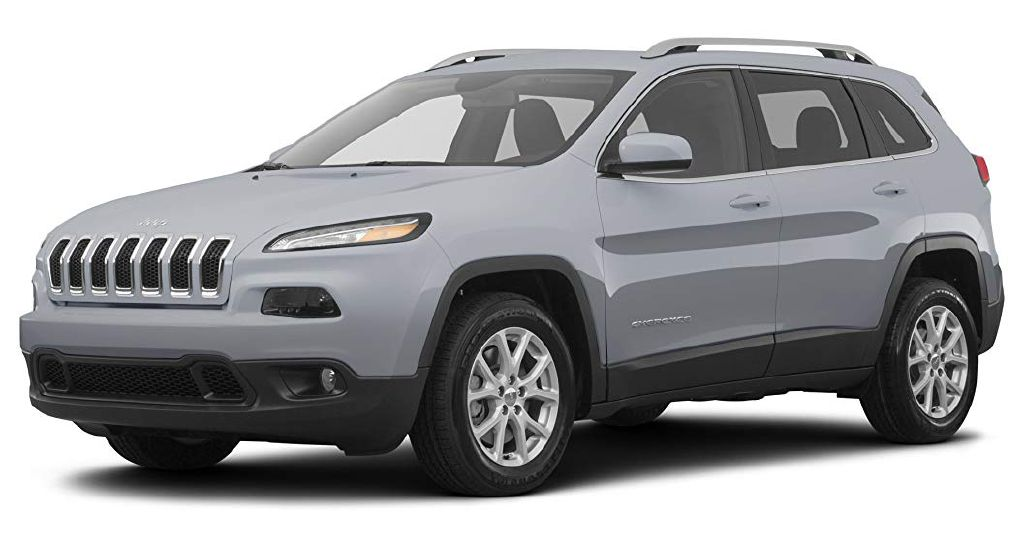 2017 JEEP CHEROKEE SPORT for sale at Tradewinds Motor Center