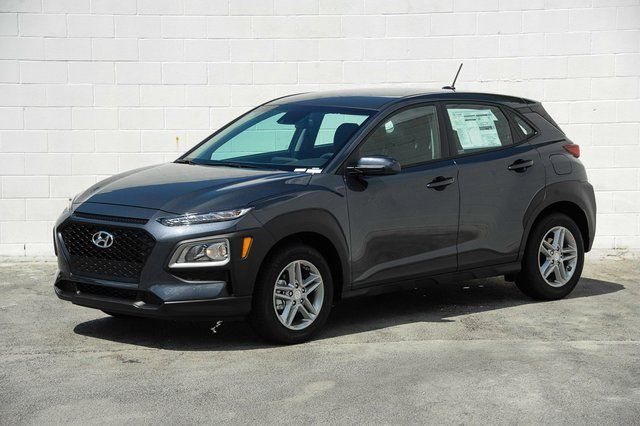 2019 HYUNDAI KONA SE for sale at Tradewinds Motor Center