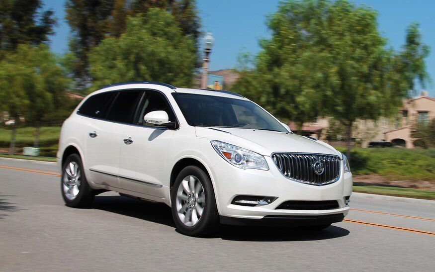 2013 BUICK ENCLAVE PREMIUM for sale at Tradewinds Motor Center