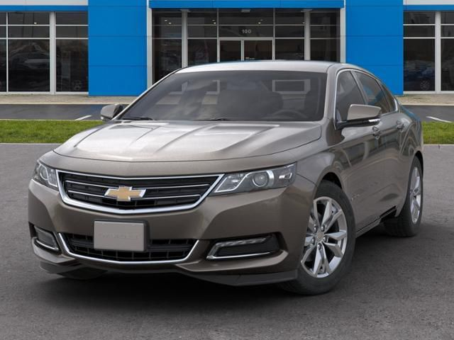 2019 CHEVROLET IMPALA LT for sale at Tradewinds Motor Center
