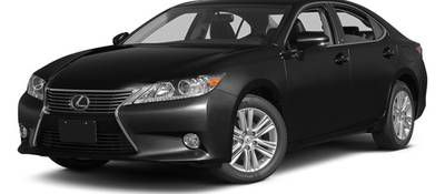 2014 LEXUS ES 350 for sale at Tradewinds Motor Center