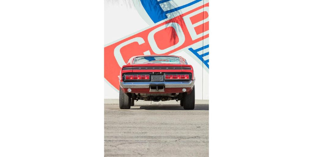 1969 FORD MUSTANG SHELBY GT500 for sale at Tradewinds Motor Center