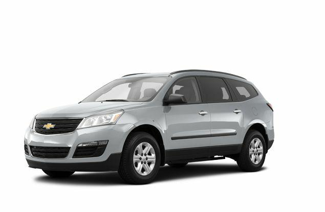 2014 CHEVROLET TRAVERSE LS for sale at Tradewinds Motor Center