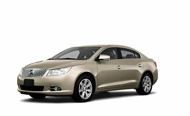 2010 BUICK LACROSSE CX for sale at Tradewinds Motor Center