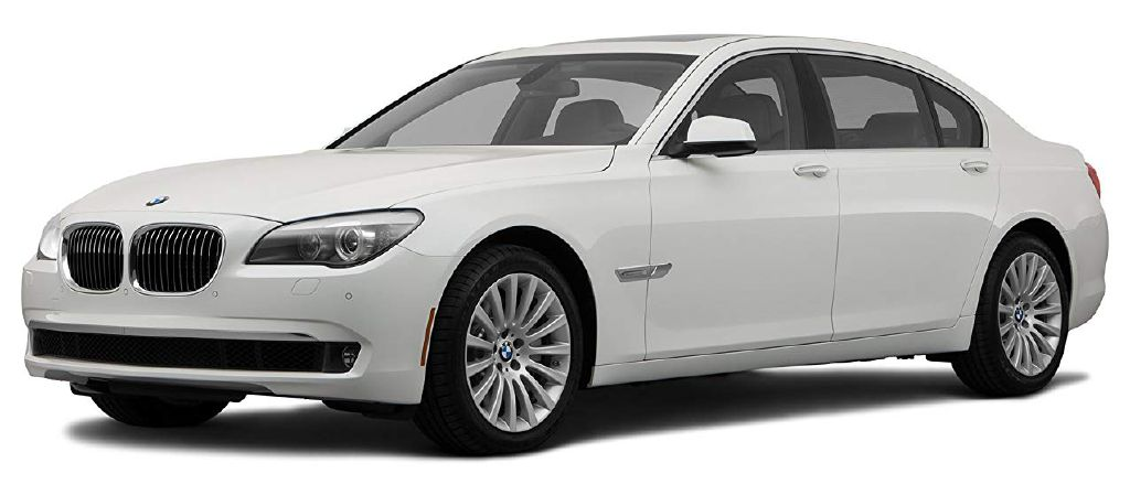 2012 BMW 750 LXI for sale at Tradewinds Motor Center