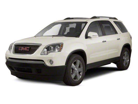 2012 GMC ACADIA DENALI for sale at Tradewinds Motor Center