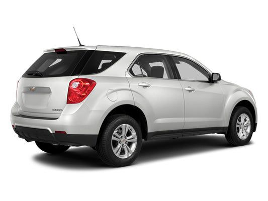 2014 CHEVROLET EQUINOX LS for sale at Tradewinds Motor Center