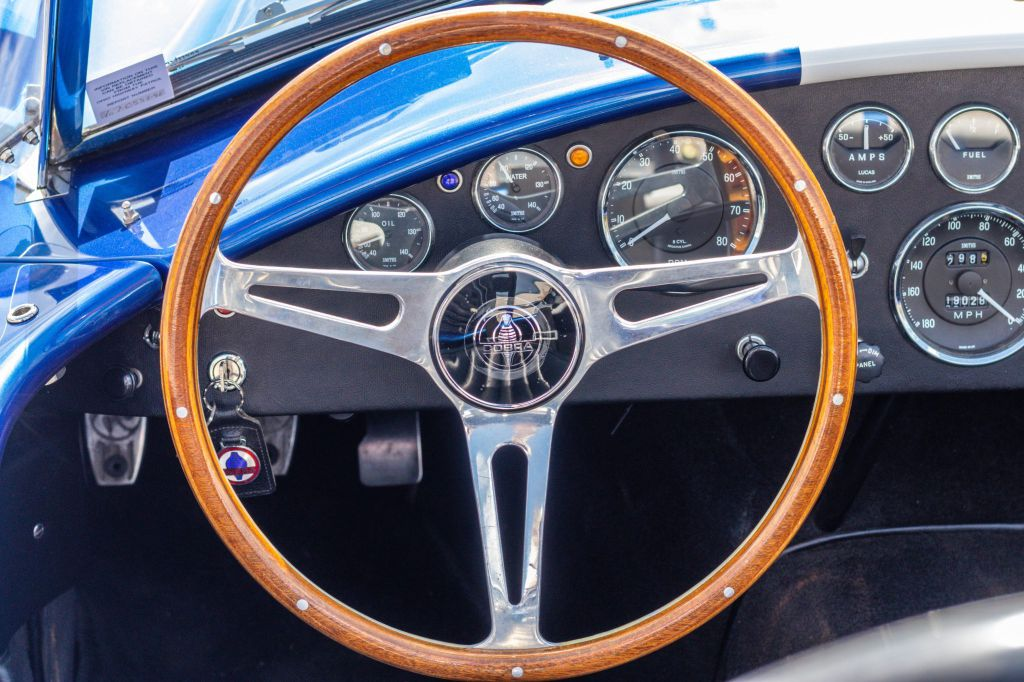 1965 SHELBY COBRA SUPERFORMANCE MkIII for sale at Tradewinds Motor Center