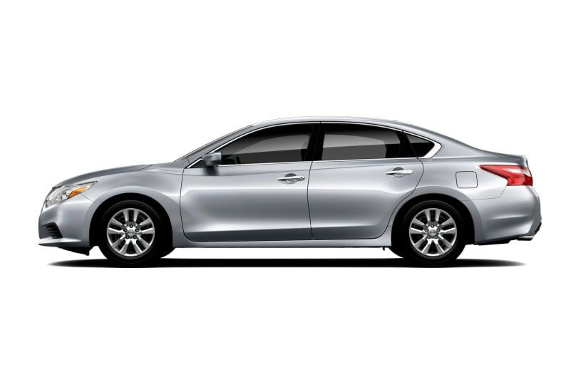 2017 NISSAN ALTIMA 2.5 SV MOONROOF for sale at Tradewinds Motor Center