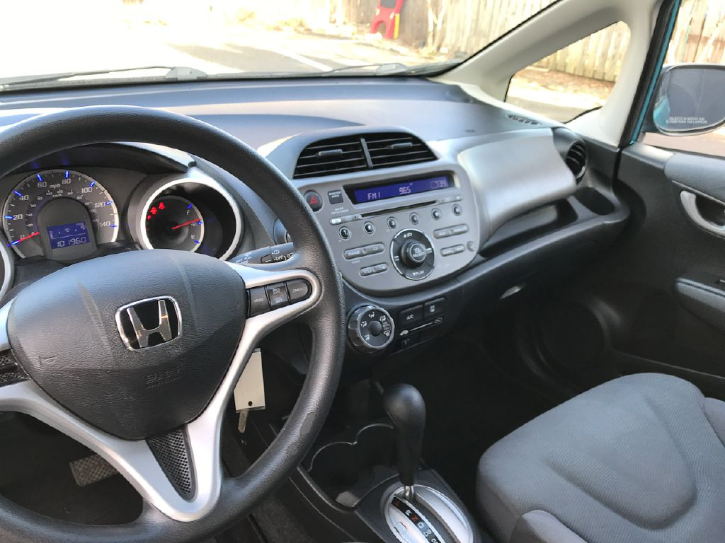 2013 HONDA FIT 5-SPEED AT for sale at Source One Auto Group
