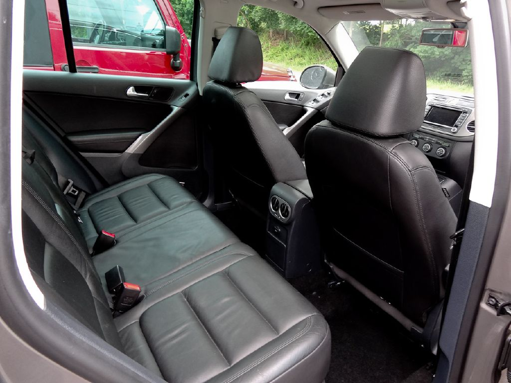 2009 VOLKSWAGEN TIGUAN SEL for sale at Source One Auto Group