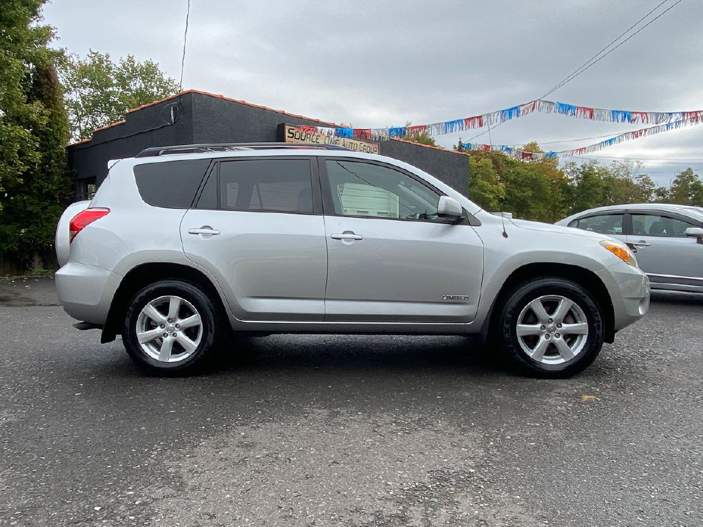 2006 TOYOTA RAV4 LIMITED for sale at Source One Auto Group