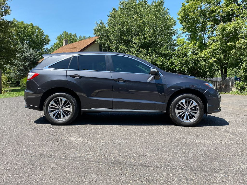 2016 ACURA RDX ADVANCE for sale at Source One Auto Group