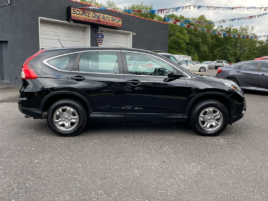 2016 HONDA CR-V LX for sale at Source One Auto Group