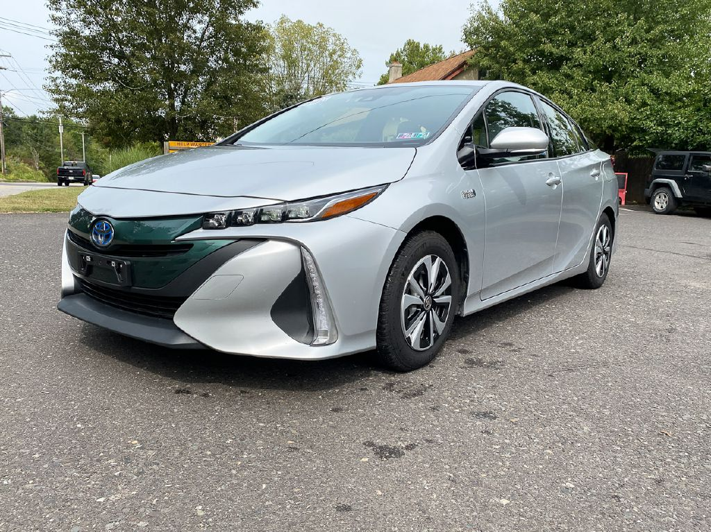 2017 TOYOTA PRIUS PRIME PREMIUM for sale at Source One Auto Group